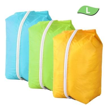 3PCS防水キャンプオーガナイザーバッグ