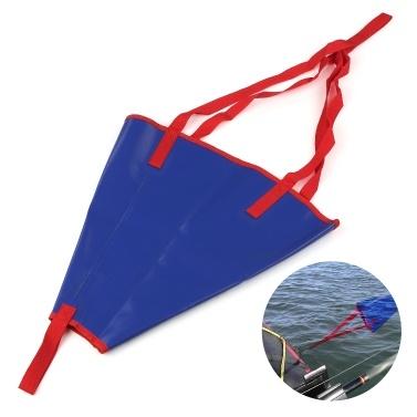 Fishing Trolling Sea Anchor Drift Sock Sea Brake for Kayak Boat