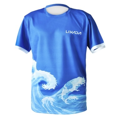 Lixada Summer Fishing T Shirt