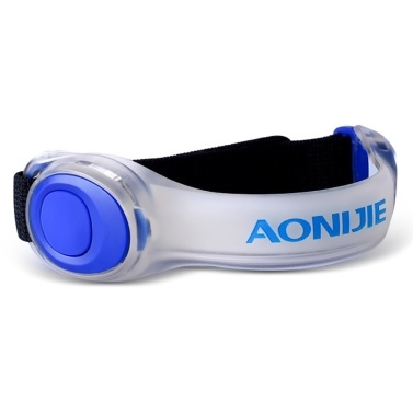 Dazzle Night Running LED Sicherheitslicht Lampe Armband Reflektierendes Armband