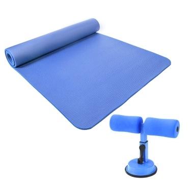 Umweltfreundliche und geschmacklose Yoga-Übungsmatte