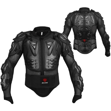 Motorcycle Protective Jacket for Men Sport MTB Racing Arm Chest Spine Full Body Protector Armor