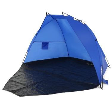 Beach Tent Sun Shelter Beach Cabana Portable Sunshade Beach Shade