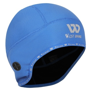 Winter Outdoor Fleece Beanie Warm Cap Windproof Thermal Cap with Headphone Jack for Hiking Riding Climbing