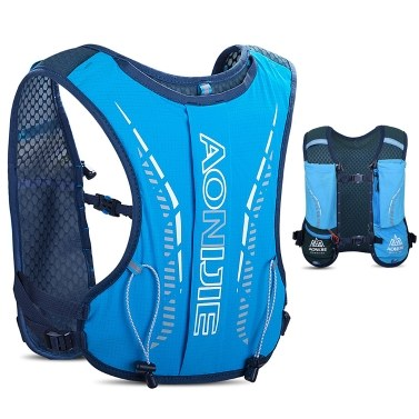 Kids Small Size Waterproof Sport Backpack Outdoor Running Bag Daypack Sports Vest Ultralight Riding Bags For Camping Hiking Cycling Mountaineering