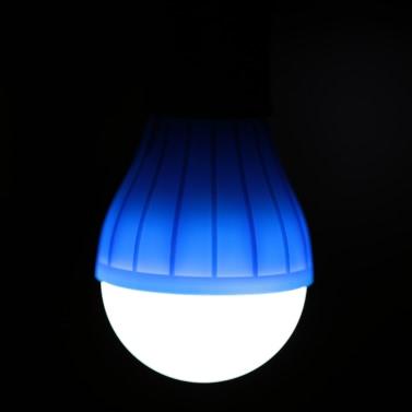 1pc draußen hängen 3 LED-Leuchten Camping Zelt Portable Angeln Laterne Lampe