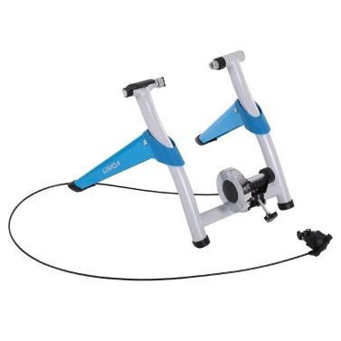 Lixada Professionelle Magnetic Indoor-Fahrrad-Trainer Übung Stand 6 Widerstandsstufen
