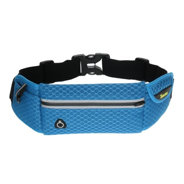 Running Belt Waist Pack Anti-theft Running Cell Phone Bag Outdoor Sports Fitness Waist Fanny Bag Cycling Running Belt