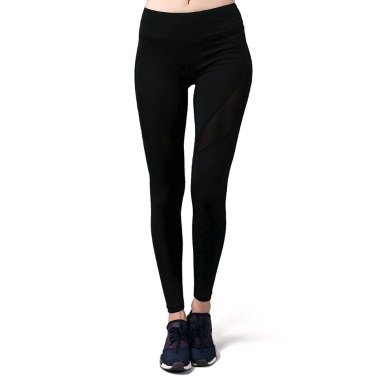 Frauen Yoga Hosen Aktive Workout Fitness Leggings Stretch Strumpfhosen