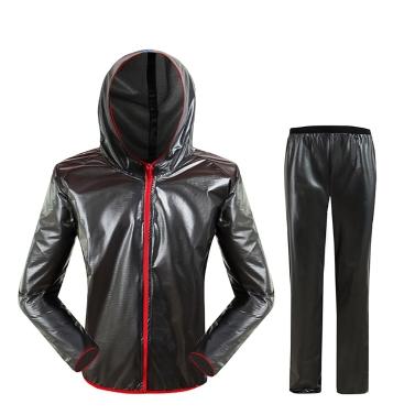 MJ-YF-003 Waterproof Outdoor Raincoat,free shipping $21.99(code:RAINC5)