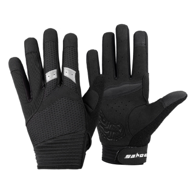 SAHOO Touch Screen Full Finger Cycling Gloves,free shipping $9.48(Code:SAHOO25)