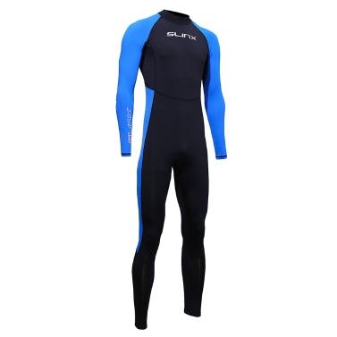 SLINX Unisex 3mm Neopren Ganzkörper-Schwimmanzug