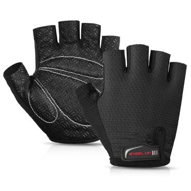 54% OFF 1 Pair Half Finger Anti-skid Bike Gloves,limited offer $4.99