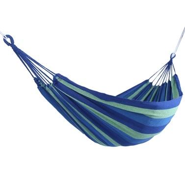 Portable Garten Leinwand Hängematte Leinwand Bett