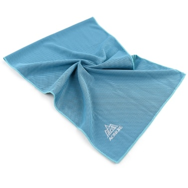 AONIJIE 100*30cm Instant Cooling Ice Towel