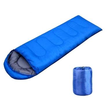 Camping Schlafsack Leichter warmer Umschlag-Schlafsack