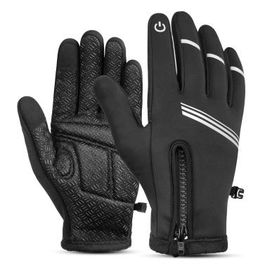 Зимние перчатки непромокаемые ветрозащитные перчатки теплые перчатки для сноуборда лыжные перчатки велосипедные перчатки для взрослых