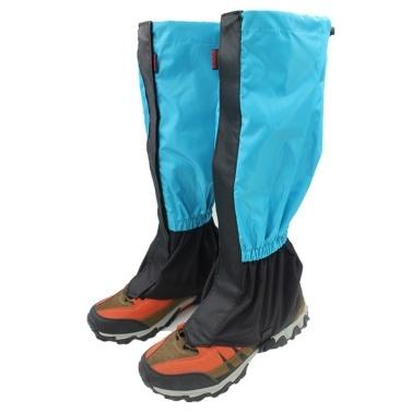 Outdoor Gaiters Sleeve Leg Protector Climbing Calf Sleeve Snowfield Desert Walking Cycling Waterproof Anti Dirt Gaiters Sleeve