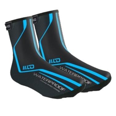 Cubrezapatos para bicicleta, protector de zapatos, impermeable, ligero, calentador de invierno para ciclismo, bicicleta de carretera, bicicleta