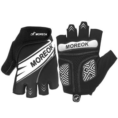 Reflective Summer Cycling Gloves