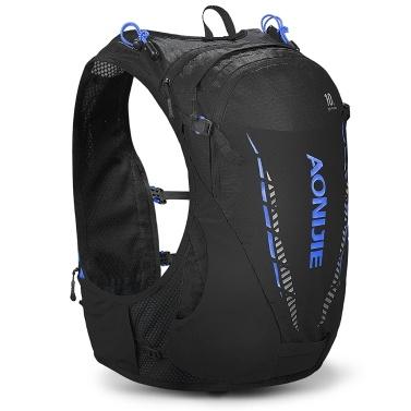 10L Outdoor Mesh Trinkweste Tasche
