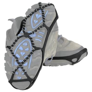 1 Paar Ice Crampons Winter Snow Boot Schuhabdeckungen
