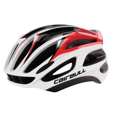 Lightweight Bicycle Helmet with Visor In-mold Mountain Road Bike Cycling Helmet Outdoor Sport Protective Helmet for Men and Women 29 Vents