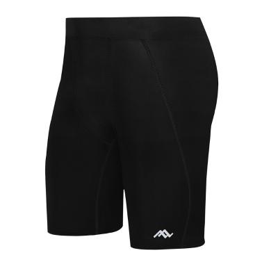 Lixada Herren-Kompressionsshorts Unterwäsche Laufshorts Quick Dry Sport-Strumpfhosen Athletic Boxer Briefs