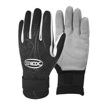 Tauchen Handschuhe 2 MM Neopren Neoprenanzug Handschuhe Warm Schnorcheln Surfen Kajak Handschuhe tragen Fünf Finger Handschuhe