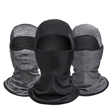 Cycling Face Mask Motorcycling Neck Warmer Hood Cooling Riding Head Wrap Ice Silk Sunlight Protection Cycling Headgear