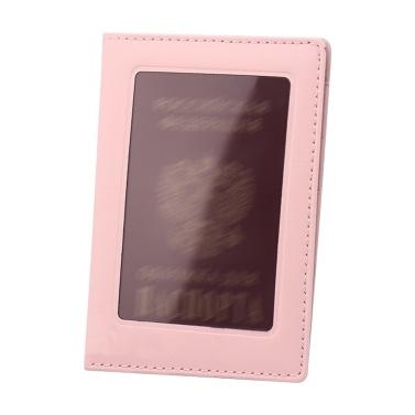 Passport Holder Passport Cover Clear Card ID Holder Case