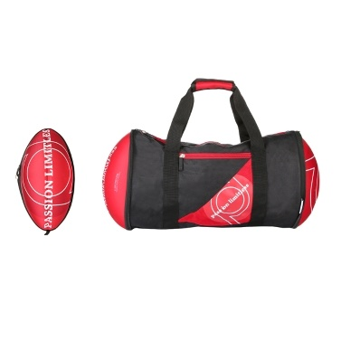 Outdoor Sports Duffel Bag Gym Fitness Bag Foldable Men Women Workout Sports Carry Bag Travel Luggage Bag