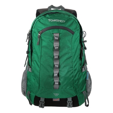TOMSHOO 40L Outdoor Sport Backpack Hiking Trekking Bag Camping Travel Pack Mountaineering Climbing Knapsack with Rain Cover