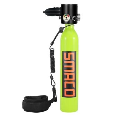 0,5 l Tauch-Sauerstoffflaschen-Lufttank