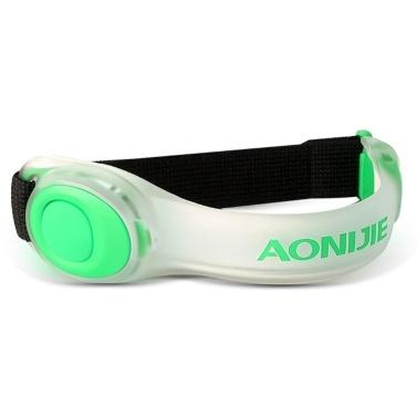 Dazzle Night Running LED Safety Light Lamp Armband Reflective Bracelet