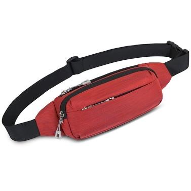 Multifunktionale Hüftgurt Ultraleichte Hüfttasche Wasserdichte Turnhalle Handyhalter Handytasche Hüfttasche Laufband Outdoor Lauftasche Reittasche