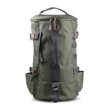 Multi-functional Large Capacity Fishing Backpack Outdoor Travel Camping Fishing Rod Reel Tackle Bag Shoulder Bag Luggage Bag