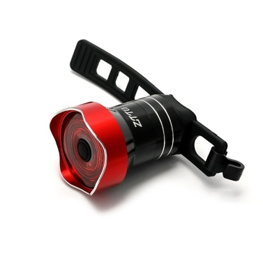 Bicycle Tail Lamp Intelligent Tail Lamp Mountain Bike Induction Lamp Night Riding Road Bike USB Chargings Riding Accessories