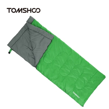TOMSHOO Erwachsener Outdoor Umschlag Schlafsack