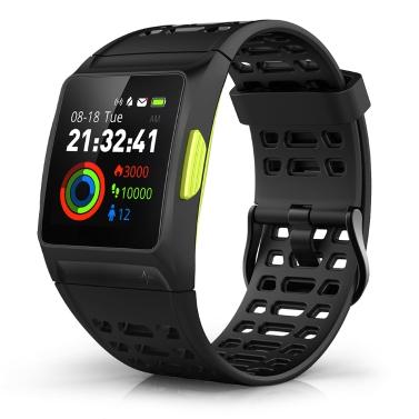 $10 OFF iWOWNfit P1 GPS Smart Sport Watch,free shipping $49.99(Code:IMWOFF1)