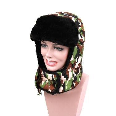 Adults Winter Keep Warm Hat with the Respiration Valve