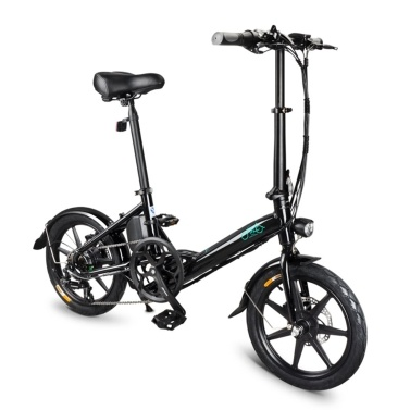 FIIDO D3S 16 Inch Variable Speed Folding Power Assist Electric Bicycle____Tomtop____https://www.tomtop.com/p-y10856b-s.html____
