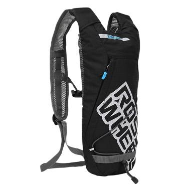 8 L Outdoor-Lauftasche mit Trinksack Fahrradrucksack Sportweste Ultraleichte Reittaschen Frauen Männer Atmungsaktiver Jogging-Sportrucksack Weiche Wasserflasche Für Camping Wandern Radfahren Sporttasche