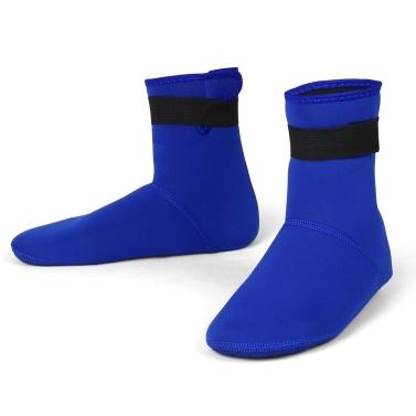 Diving Socks 3MM Neoprene Swimming Socks Swimwear Warm Snorkeling Socks For Beach Swimming Diving Surfing Snorkeling