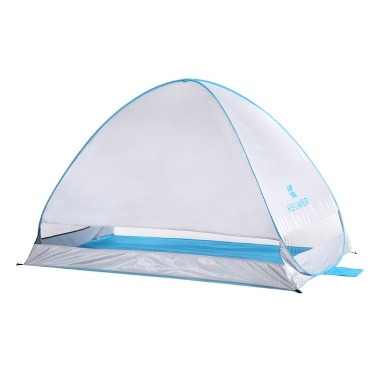 78.7 x 47.2 x 51.2 Inch Automatic Instant Pop-up Beach Tent Anti UV Sun Shelter Cabana for Camping Fishing Hiking Picnic