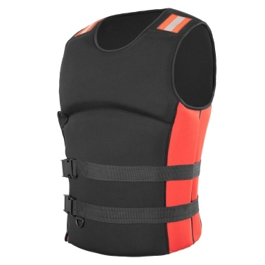 Water Sports Life Jacket Buoyancy Life Saving Safety Vest for Adults Fishing Boating Kayaking Surfing Swimming