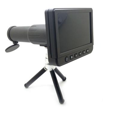 Monokulares tragbares hochauflösendes Teleskop für Außenkameras