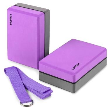 Lixada 2er Pack Yoga Blöcke