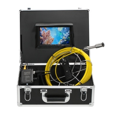 Lixada Pipeline Inspection Camera