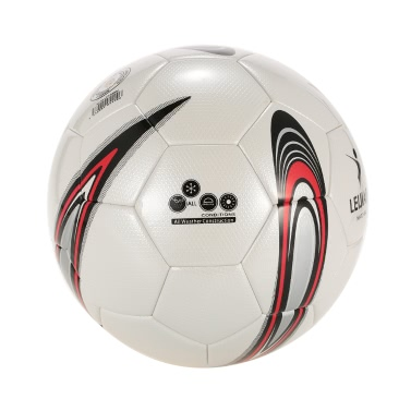 Size 5 TPU Soccer Ball Inflatable Football Ball Soft Touch Weatherproof Durable Soccer Game Match Training